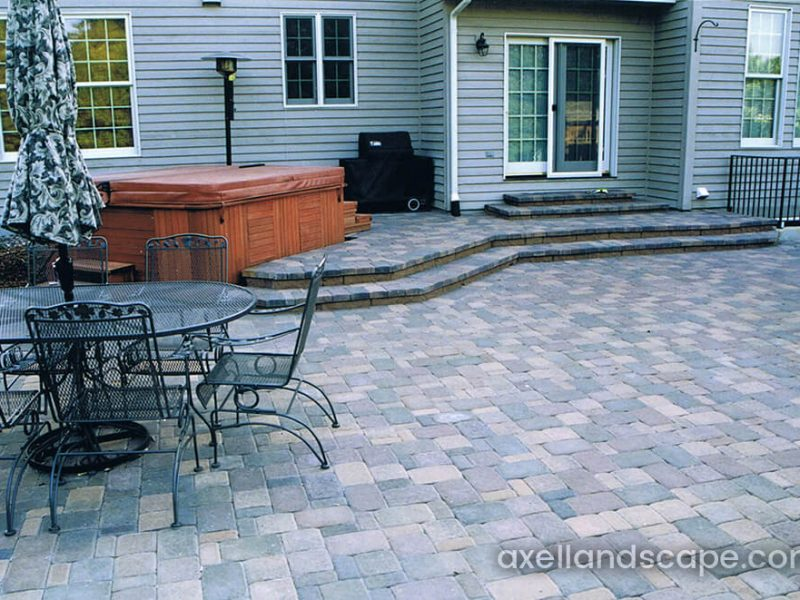 Chanhassen Paver Patio