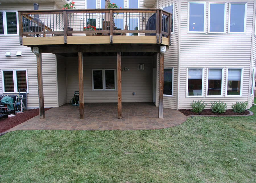 Deck vs Patio - Category 5