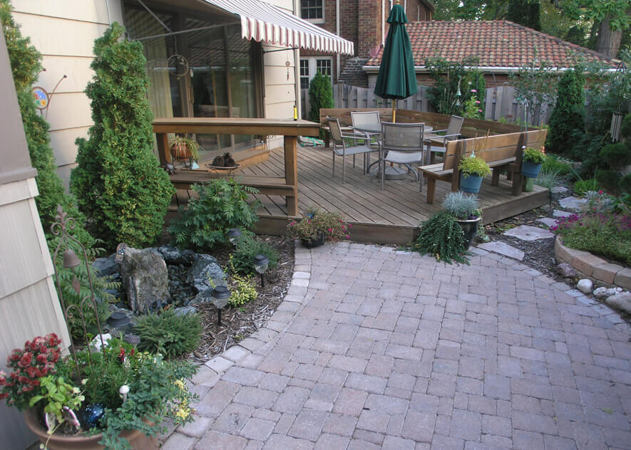 Deck vs Patio - Deck Category 2