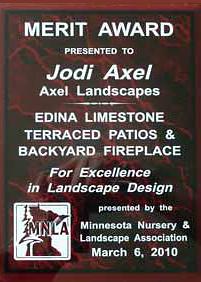 MNLA Award 2010