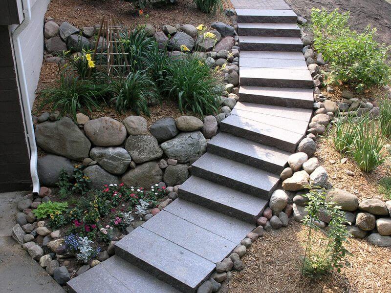 Minnetonka Steps & Stairs