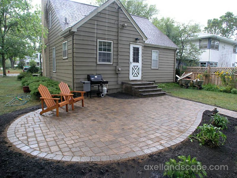 Minneapolis Paver Patio