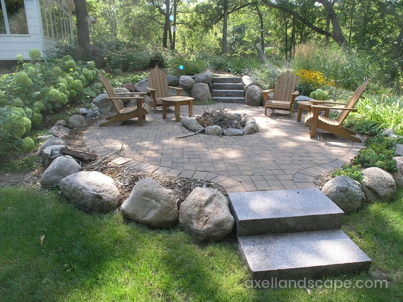 Minneapolis Firepit