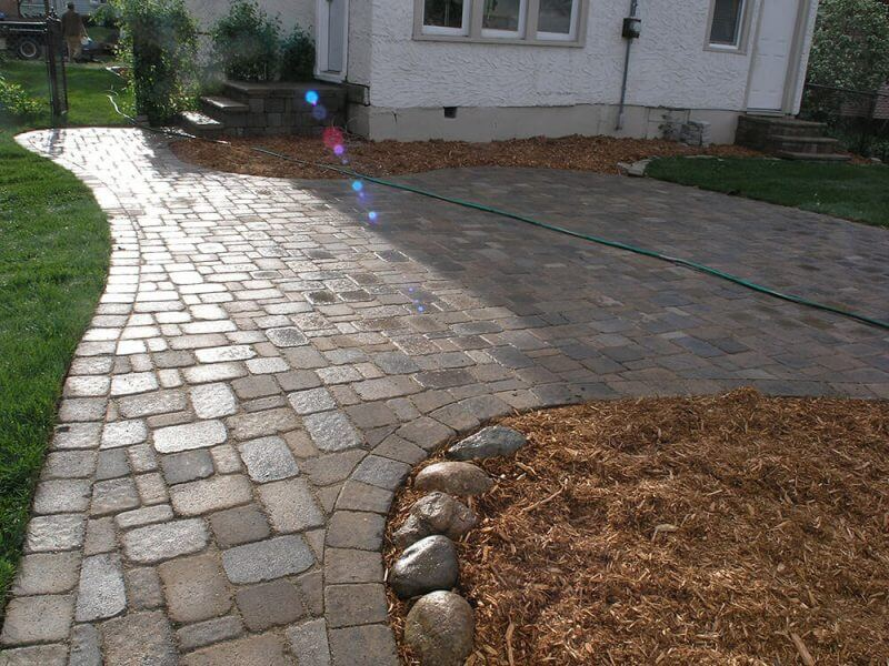 Hopkins Paver Patio