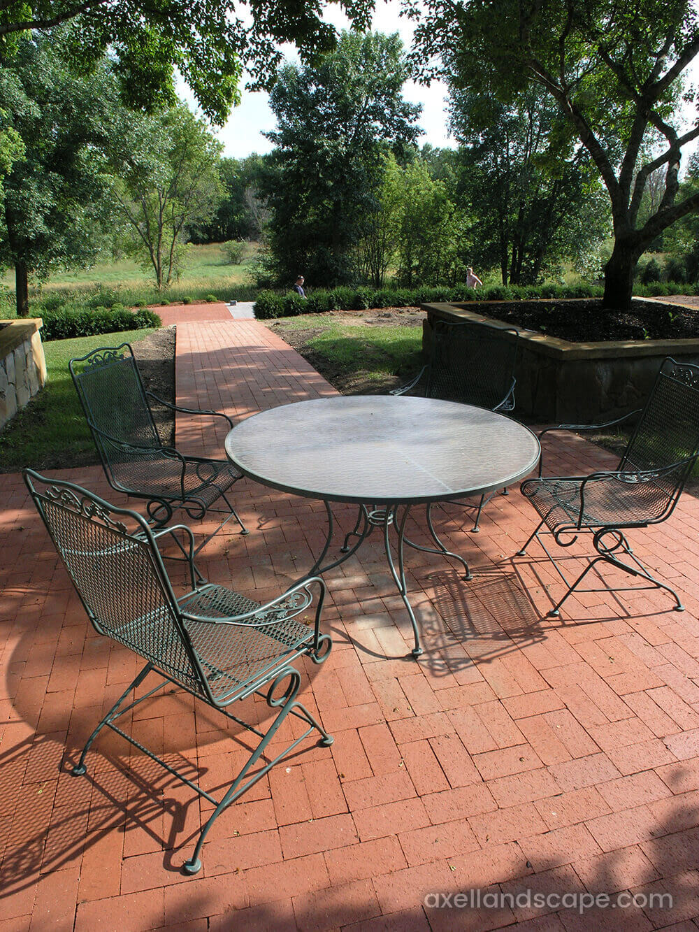 Medina Paver Patio